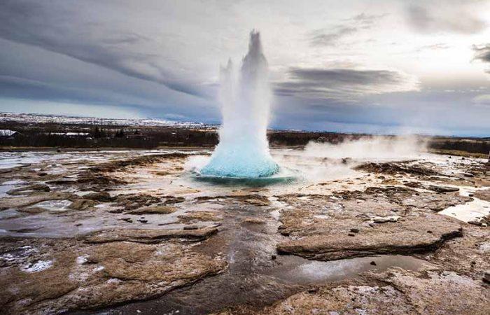 Nesjavallaleið Geothermal Plant