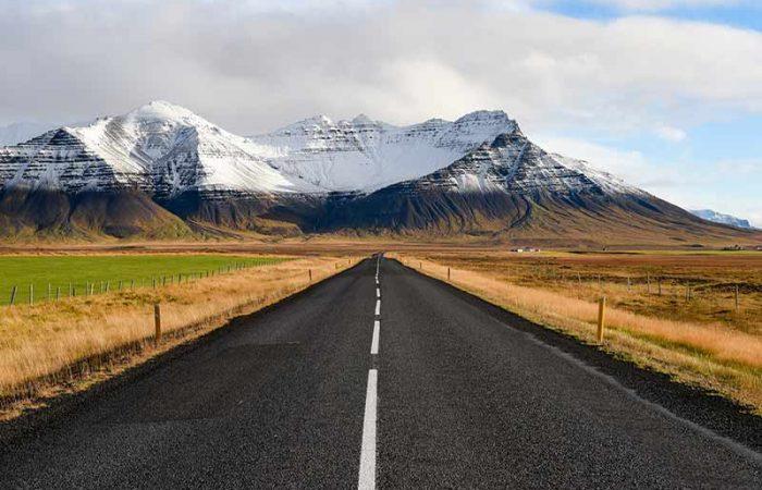 Road & Landscape