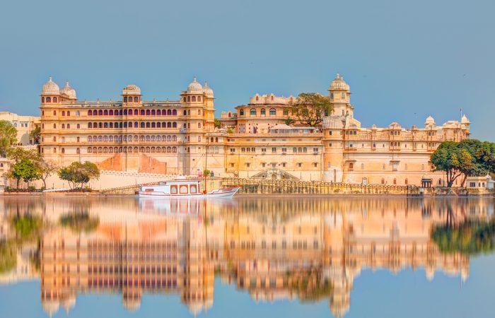 Udaipur City Palace, Rajasthan, India