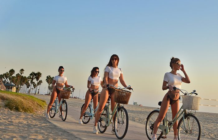 Venice Beach Bike Ride