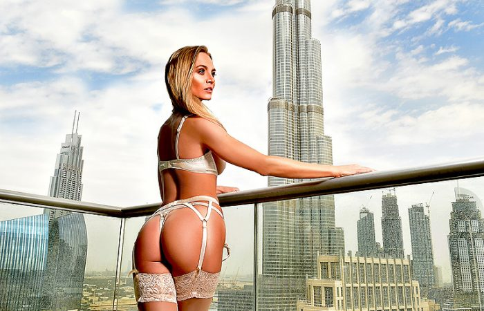 Penthouse Shoot