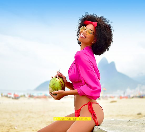 My Paradise Shoot In Rio