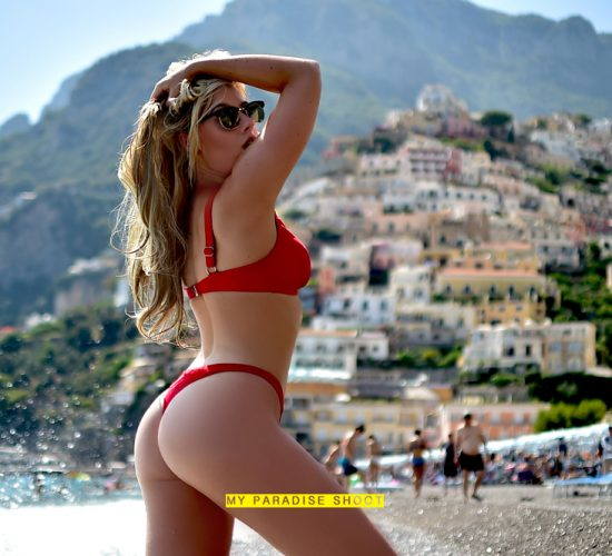 My Paradise Shoot In Amalfi Coast