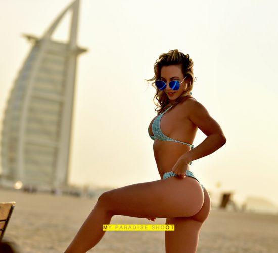 My Paradise Shoot In Dubai