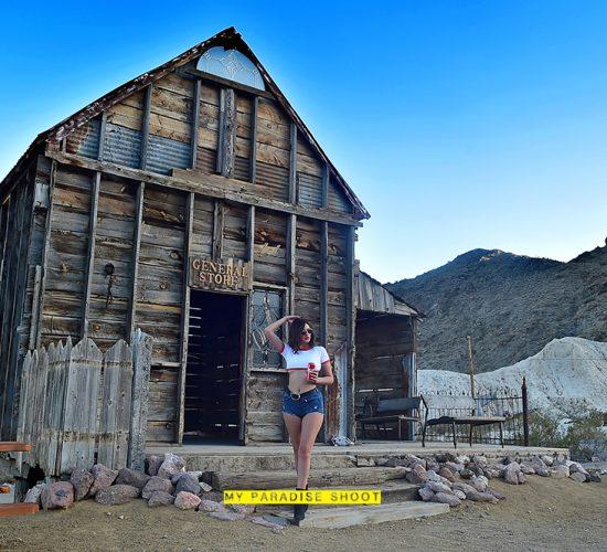 My Paradise Shoot In Vegas