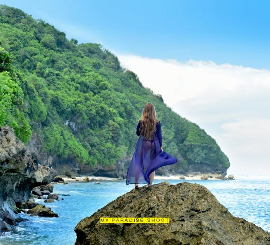 My Paradise Shoot In Bali