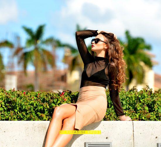 My Paradise Shoot In Miami